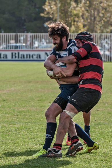 El Club de Rugby La Vila sigue intratable y vence al R.C. L ...