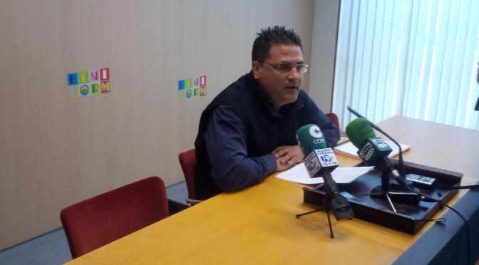 Resultado de imagen de fotos del concejal joserramon gonzalez de zarate del ayto benidorm