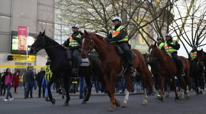 Explosión del autobús del Borussia Dortmund antes del partido de Champions League ante el Mónaco, quedando suspendido