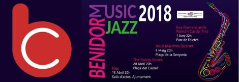 Benidorm Music Jazz 2018