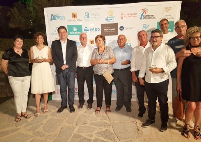 El Presidente de la Generalitat Valenciana, Ximo Puig, asiste a la 32 edición del Castell de l'Olla