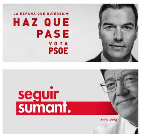 Campaña PSOE Elecciones Generales y Autonómicas 28A