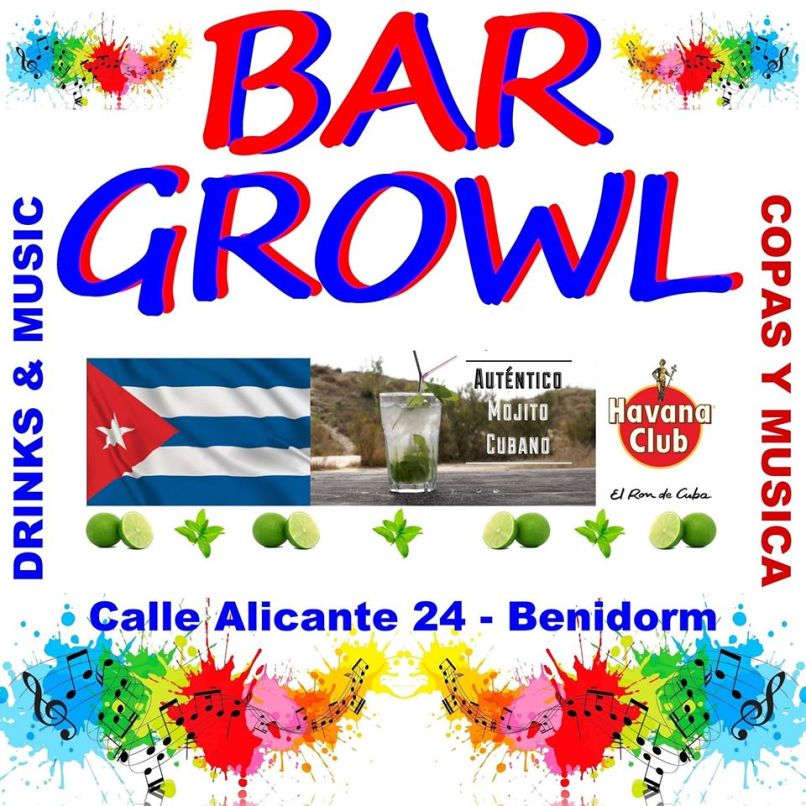 Bar Growl