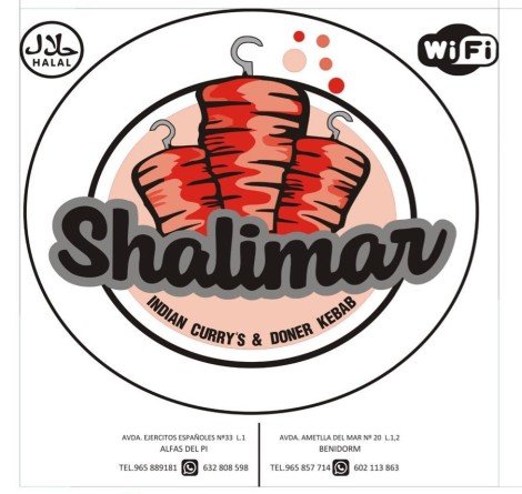 Shalimar Indian Curry´s & Donner Kebab