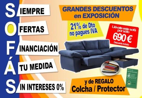 Grandes Descuentos en Exposición de Benicolchón