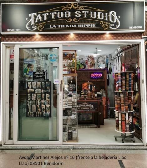 La Tienda Hippie Quetzal 1 -fotografía tienda